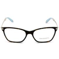 Tiffany & Co TF2158-B - Óculos de Grau 8134 Turtle/Azul Lentes 52mm
