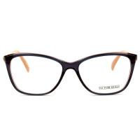 Óculos Victor Hugo VH1738S 09CE 52 - Grau