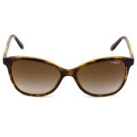 Vogue VO 5185-BL - Óculos de Sol Turtle W65613 Lentes 56mm