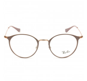 Ray Ban RB6378 Rose/Bronze 2973 49mm - Óculos de Grau