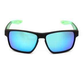 Nike Essential Venture EV1001 - Preto/Verde/Azul Espelhado 033 59mm - Óculos de Sol
