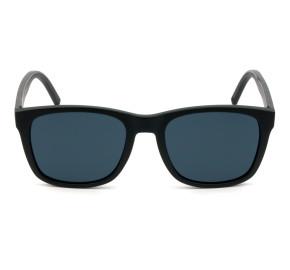 Tommy Hilfiger TH1493/S - Preto Fosco/Azul D51KU 53mm - Óculos de Sol
