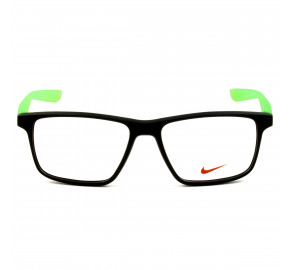 Nike 5002 - Preto Fosco/Verde Fluorescente 003 51mm - Óculos de Grau