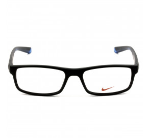 Nike Live Free 7090 - Preto Fosco 018 53mm - Óculos de Grau