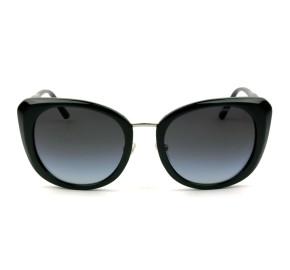 Michael Kors MK2062 Preto Brilho/Cinza Degradê 317711 52mm - Óculos de Sol