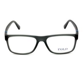Polo Ralph Lauren PH2184 Cinza Fosco 5763 55mm - Óculos de Grau