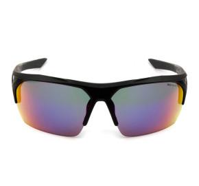 Nike EV1031 - Preto Fosco/Vermelho Espelhado 016 72mm - Óculos de Sol