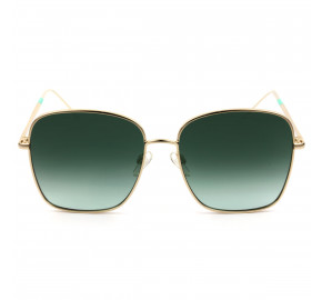 Tommy Hilfiger TH1648/S Dourado/Verde Degradê PEFEQ 58mm - Óculos de Sol