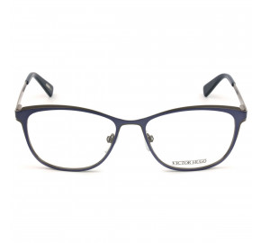 Victor Hugo VH1255 - Roxo/Marrom C.04H1 54mm - Óculos de Grau