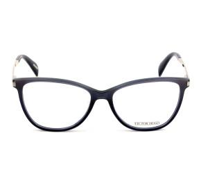 Victor Hugo VH1780 Azul/Prata C.0AGS 54mm - Óculos de Grau
