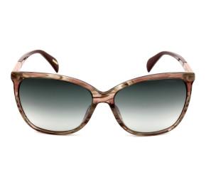 Victor Hugo SH1778 - Rose/Cinza Degradê 09PH 58mm - Óculos de Sol