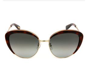 Victor Hugo SH1270 - Vinho/Cinza Degradê 09AT 58mm - Óculos de Sol