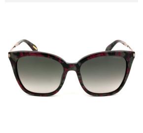 Victor Hugo SH1779S - Vinho Mesclado/Cinza Degradê 0WT8 54mm - Óculos de Sol