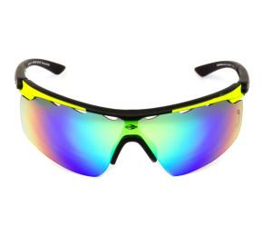 Mormaii Athlon 4 M0042 Preto Emborrachado/Verde AAD 85 - Óculos de Sol