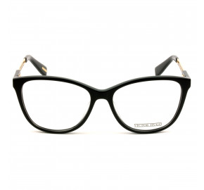 Victor Hugo VH1781 Preto Brilho/Dourado C.0700 54mm - Óculos de Grau