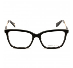 Victor Hugo VH1782 - Preto Brilho/Dourado C.0700 53mm - Óculos de Grau