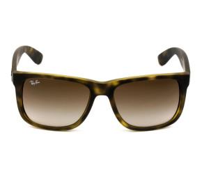 Ray Ban Justin RB4165L - Turtle/Marrom Degradê 710/13 55mm - Óculos de sol