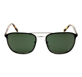 Prada SPR75V - Preto Fosco/G15 524-0B2 56mm - Óculos de Sol