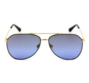 Dolce & Gabbana DG2244 Dourado/Azul 133733 59mm - Óculos de Sol