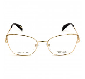 Victor Hugo VH1268 Dourado 0300 53mm - Óculos de Grau