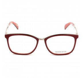 Victor Hugo VH1254 Vermelho/Laranja 0W78 53mm - Óculos de Grau