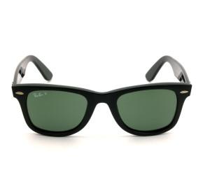 Ray Ban Wayfarer RB4340 - Preto Brilho/G15 Polarizado 601/58 50mm - Óculos de Sol