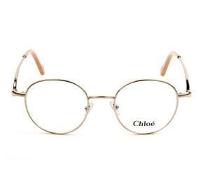 Chloé CE2155 - Rose/Dourado 780 47mm - Óculos de Grau