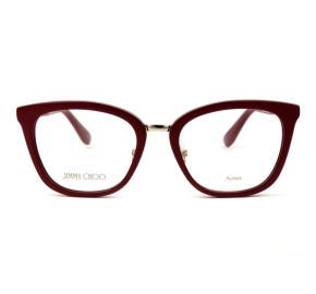 Óculos Jimmy Choo 165 KGR 51 - Grau