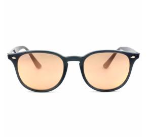 Ray Ban RB4259 Cinza Translúcido/Rose Espelhado 6230/7J 51mm - Óculos de Sol