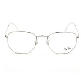 Ray Ban RB6448 Prata 2501 54mm - Óculos de Grau