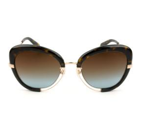 Emilio Pucci EP 115 - Turlte/Marrom Degradê 52G 55mm - Óculos de Sol