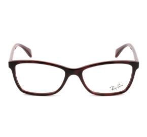 Ray Ban RB7108L Turtle/Vinho 5695 53mm - Óculos de Grau