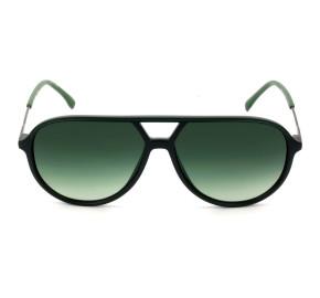 Lacoste L927S Preto/Verde Degradê 002 59mm - Óculos de Sol