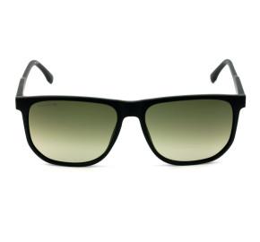 Lacoste L922S Preto/Verde Degradê 001 57mm - Óculos de Sol