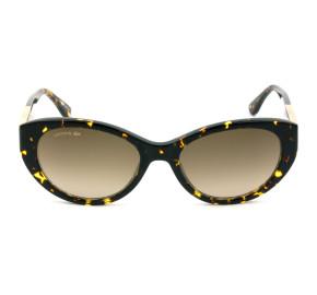 Lacoste L912S Turtle/Marrom Degradê 215 53mm - Óculos de Sol