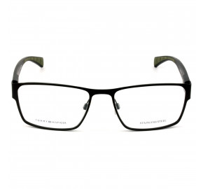 Tommy Hilfiger TH1746 Preto Fosco 7ZJ 58mm - Óculos de Grau