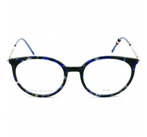 Tommy Hilfiger TH1630 - Azul Mesclado IPR 51mm - Óculos de Grau