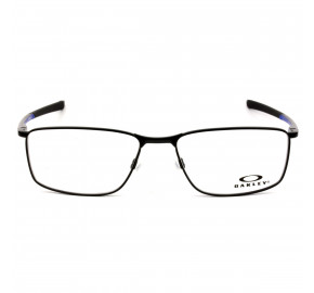 Oakley Socket 5.0 OX3217 - Preto Fosco/Azul 0455 55mm - Óculos de Grau