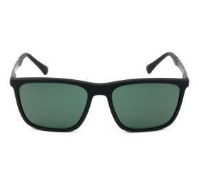 Emporio Armani EA 4150 Preto Fosco/G15 5063/71 59mm - Óculos de Sol