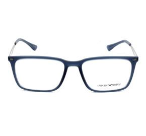 Emporio Armani EA3169 Azul Fosco 5842 55mm - Óculos de Grau