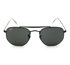 Ray Ban Marshal Rb3648L Preto/Cinza 002/B1 54mm - Óculos de Sol