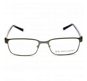 Armani Exchange AX1042 Grafite 6006 56mm - Óculos de Grau