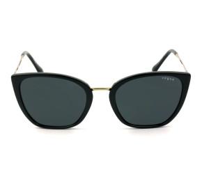 Vogue VO5303SL Preto/Cinza W44/87 55mm - Óculos de Sol