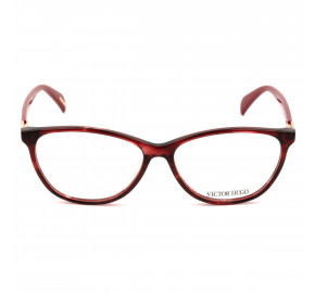 Victor Hugo VH1722 Vinho/Vermelho C.01GJ 54mm - Óculos de Grau
