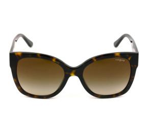 Vogue VO5338-S - Turtle/Marrom Degrade W65613 54mm - Óculos de Sol