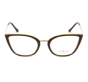 Vogue VO5299-L Marrom 2785 54mm - Óculos de Grau