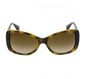 Vogue VO2843-S Turtle/Marrom Degrade W656/13 56mm - Óculos de Sol