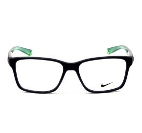 Nike 7091 Azul Fosco/Verde 413 54mm - Óculos de Grau