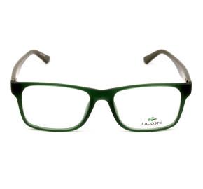 Lacoste L2741 Verde Fosco 315 53mm - Óculos de Grau