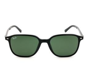 Ray Ban Leonard RB2193 Preto/G15 901/31 53mm - Óculos de Sol